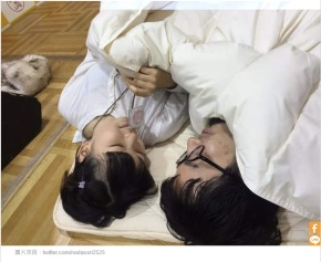 "Japanese underground models ""slept"" with their fans"