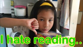 Hong Kong Chinese girl shares her book list