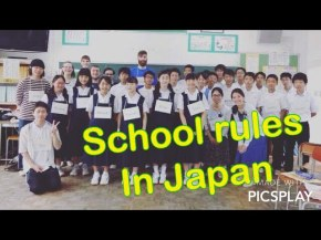 Things you didn't know about Japanese school